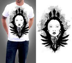T-Shirt by ahmedzubair
