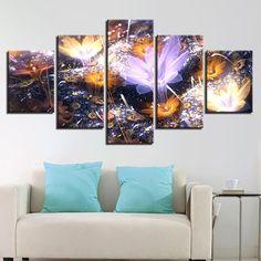 Wandkunst Leinwand HD Gedruckt 5 Stücke Fortnite Role Painting Spiel Poster  Für Moderne Wohnzimmer Decor Modularen Bilder Kunstwerke | Wohnkultur | ...