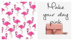 Make your day pink - Quina de Copas by Catarina Saudade