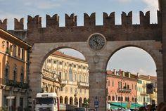 Verona, Italy #arches #verona #italy