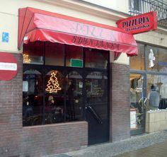 Kultowa pizzeria Gdynianka