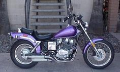 A purple Rebel!  This would be great to have!!!!!