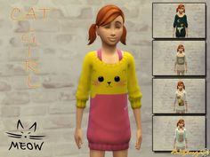 Cat girl - Collection complète