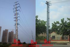 MEGATRO provide many types of Dead end transmission poles for our clients, which is widely use for oversea clients, which including flange and slip types. Power voltage including 4.8KV, 22KV, 24KV, 24.5KV, 66KV, 69KV, 110KV, 115KV,132KV, 220KV and others according to client. In shape and connection type, our dead end transmission pole have flange type, slip type, step and stagger pole types. Transmission Tower, Zhuhai, Qingdao, Electrical Equipment, Utility Pole, Connection, Shape, City, Fit