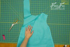 Perfect Princess Poppy Costume DIY . Ideal for Halloween and an easy beginner friendly sewing project. It comes in many sizes!