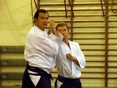 Black Belt's Quest for Honor: Aikido - History & Purpose Aikido Techniques, Self Defense Techniques, Kendo, Bruce Lee Workout, Aikido Martial Arts, Michigan, Steven Seagal, Warrior Spirit, Childhood Photos
