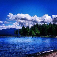 Tahoe City, California #laketahoe #california