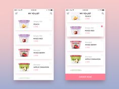 Yogurt Wishlist: 'My Yo-list'