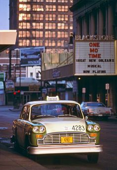 Checker Cars Best Taxicabs Going Made In Kalamazoo Almost