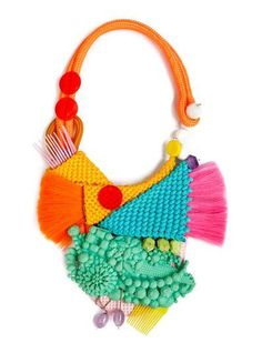 statement necklace, extra large, multicolored, very crazy fashion jewelry. just love it:))