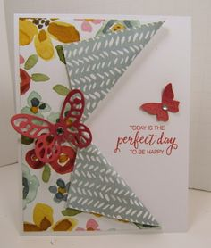 August Stampin Class Project