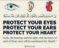 Islamic Dua, Islamic Quotes, Beautiful Quran Quotes, Protect Your Heart, Islamic Messages, Allah Quotes, Funny Comments, Quran Verses, Islam Quran