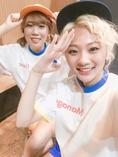 Jiyoon & Jiyoung