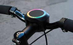 SmartHalo turns an ordinary bicycle into a smart bicycle.