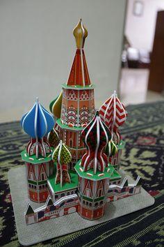 Russian Orthodox Cupcakes