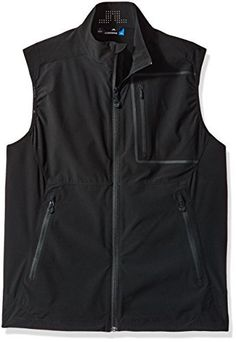 """J.Lindeberg water repellent vest in a comfortable 4-way stretch fabric to provide ultimate flexibility.       Famous Words of Inspiration...""""The secret of education is respecting the pupil.""""   Ralph Waldo Emerson — Click here for more from...  More details at https://jackets-lovers.bestselleroutlets.com/mens-jackets-coats/vests/product-review-for-j-lindeberg-mens-water-repellent-soft-shell-vest/"""