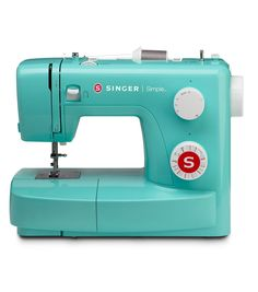 and nbsp; Learning to sew is fun and easy with the SINGER 3223G SIMPLE sewing machine, created with beginner sewers in mind. This sewing machine will give you all of the foundational features you need