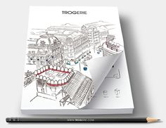 TROGERIE Office Supplies, Notebook, Exercise Book, The Notebook, Journals