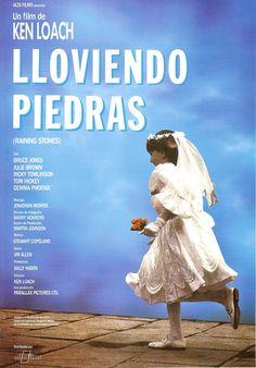 Lloviendo piedras [Vídeo] / dirigida por Ken Loach ; guión, Jim Allen ; producida por Sally Hibbin. -  [Madrid] : Suevia Films, 2004