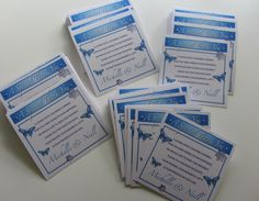 Wedding Invitations and Stationery from On Silver Pond. RSVP cards, Wedding Mass Booklets and all types of wedding stationery available at On Silver Pond