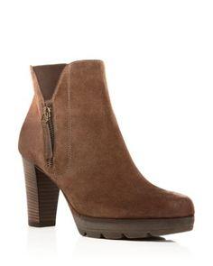 Paul Green Dashing High Heel Booties | Bloomingdale's