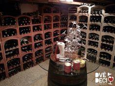 nice cellar www.dvedeci.cz