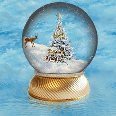 christmas snow globes | Creative Commons Attribution-Noncommercial-No Derivative Works 3.0 ...