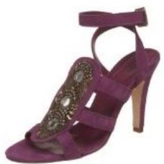 "NEW ""Cary"" by Antik Batik in berry shoes Suede and made in Italy. European size 38 Antik Batik Shoes"