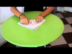 10 different table napkin folds - YouTube