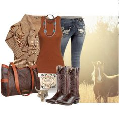 Western Style ~ The Cowgirl Way Magazine™