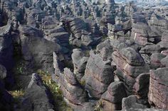 Photo about Mount Roraima landscape (intersection of borders: Venezuela, Guyana, Brazil). Image of tepui, rocky, scenic - 9829290 Monte Roraima, Painted Hills, Quito Ecuador, Best Places To Travel, Nice View, South America, Mount Rushmore, Fun Facts, Tours