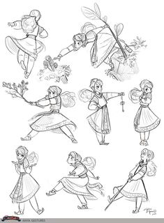 Melissa Manwill iIllustration — I guess I should finally start uploading these? I...