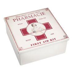 Pharmacie First Aid Tin | DotComGiftShop