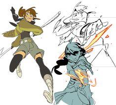 a lot of toonboom drawings pt 1