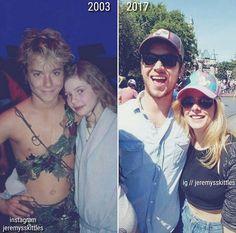 Peter pan grew up