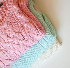 Love these cable jumpers(: