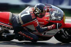 Motorcycle Racers, Racing Motorcycles, Valentino Rossi, Grand Prix, Old Bikes, Vintage Racing, Road Racing, Motorbikes, Yamaha