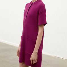 Dress/Tunic Armita, fuchsia