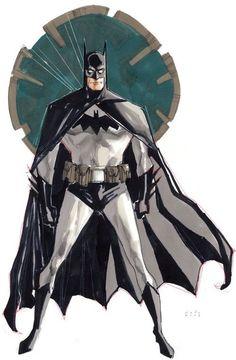 Batman by PhilNoto