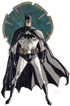 Batman by Phil Noto