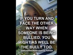 Inspirational Quotes On Bullying | Popular Bullying Quotes http://kootation.com/anti-bullying-quotes-best ...