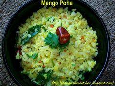 Mango Poha