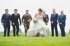Wedding Group Shot. Best man. Ushers. Hush Venues Norfolk Outdoor Wedding Venue. Norfolk Wedding Photographer. www.jameskphoto.co.uk