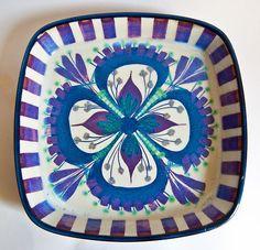Royal Copenhagen Tenera Fajance Dish - Marianne Johnson $75