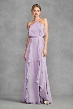 14ae6360b0e4 Spring s Biggest Color Trend Is Perfect for Bridesmaids. Abiti Da Damigella  D onore ...