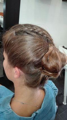 #penteado #trança