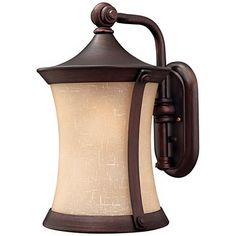 """Hinkley Thistledown Collection 16"""" High Outdoor Wall Light"""