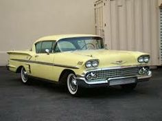 1958 Chevrolet Impala Maintenance of old vehicles: the material for new cogs/casters/gears could be cast polyamide which I (Cast polyamide) can produce