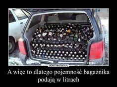 Pojemność bagażnika w litrach...