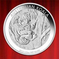 KOALA, 1/2OZ SILVER,2013 in stock and has just been uploaded to http://www.bullionuk.com/products/silver/coins/australia/koala_1_2oz_silver_2013.html
